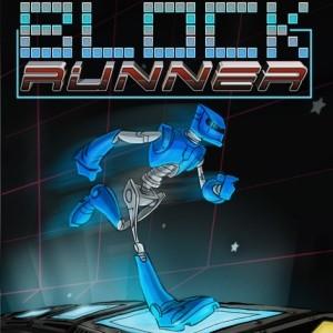 java игра Бегущий по блокам