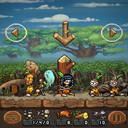 игра Tribia EX: Первобытные войны