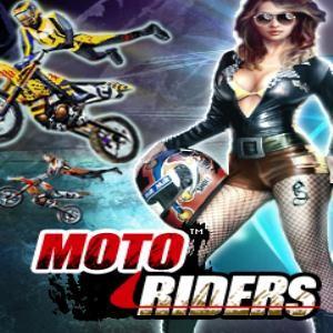 java игра Мотогонщики 3D