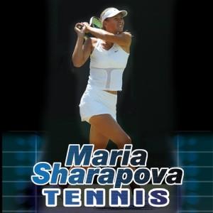 java игра Теннис с Марией Шараповой