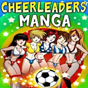 игра Манга - Красотки из группы поддержки