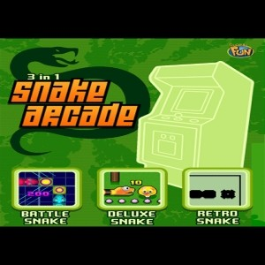 java игра Snake Arcade (Android)