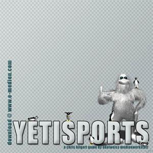 java игра Yeti Sport 3