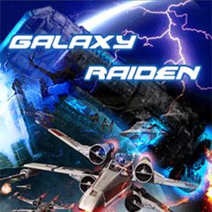 java игра Galaxy Raiden