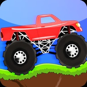 игра Large wheels 4x4 (Android)