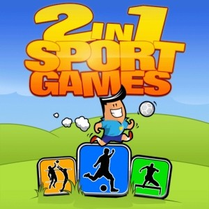 java игра 2in1 Sport Games (Android)