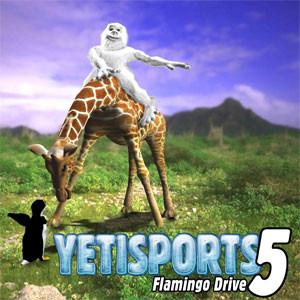 java игра Yeti Sport 5