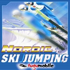 java игра Прыжки на лыжах