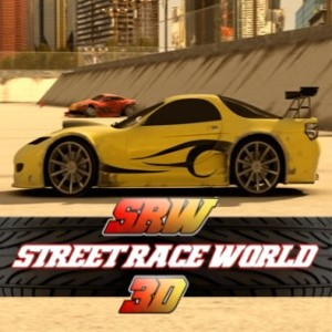 игра Street Race World 3D