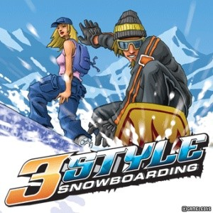 java игра 3 Style Snowboarding
