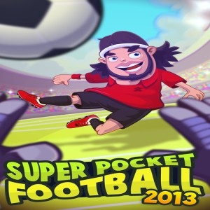 игра Super Pocket Football 2013 (Android)