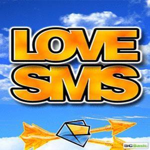 мобильная java игра Любовные СМС