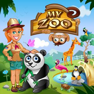 java игра Мой зоопарк
