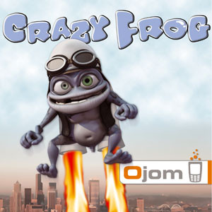 java игра Crazy Frog