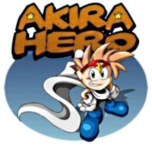 java игра Герой Акира