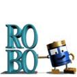 java игра Robo