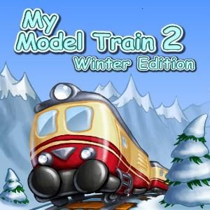 игра Мой Паравозик 2 Зима