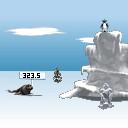 java игра Yeti Sport 1
