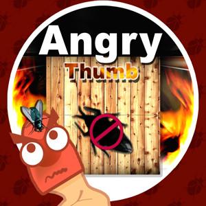java игра Грозный палец - убийца насекомых (Android)