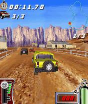 игра Hummer 3D: Jump and Race