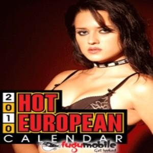 мобильная java игра Календарь 2010 - Горячие европейки