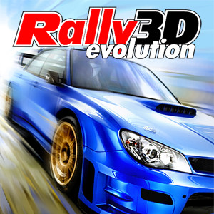 java игра 3D Rally Evolution
