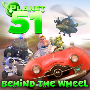 игра Planet 51 Behind the Wheel (Android)