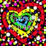 Цветное сердечко