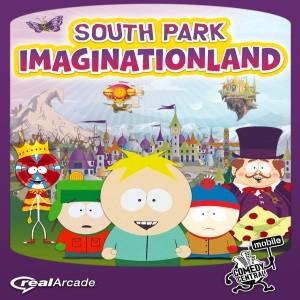 мобильная java игра South Park Imaginationland