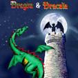 Дракон и Дракула java-игра
