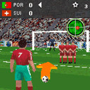 java игра 3D Freekick Football