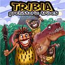 java игра Tribia: Первобытные войны