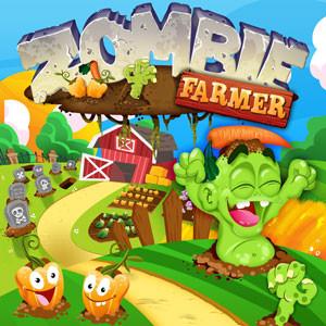 java игра Зомби ферма