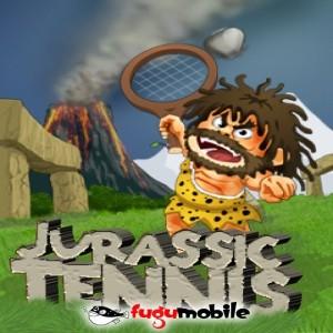 мобильная java игра Теннис Юркского периода