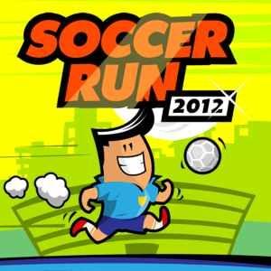 игра Футбольная пробежка 2012