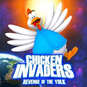 игра Куриные захватчики
