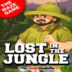 мобильная java игра Затерянный в джунглях