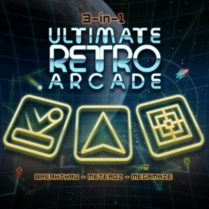 3 in 1 Ultimate Retro Arcade (Android) java-игра