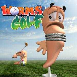 java игра Worms Golf