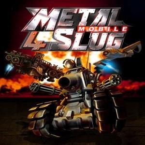 мобильная java игра Metal Slug 4 - Танкист без башни